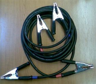 Startovací kabely PROFI - průměr 50 mm, délka 5 m - 324320501 AHProfi
