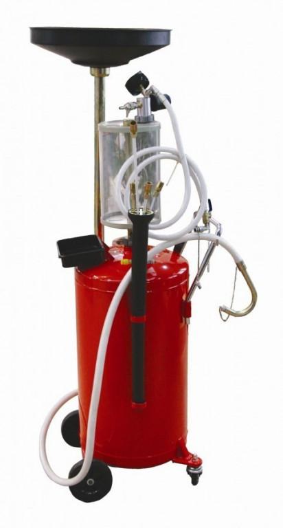 Olejová jímka s odsáváním 90 l - TRG2090 (BR2090) AHProfi