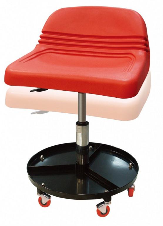 Montážní sedátko s opěradlem AHProfi