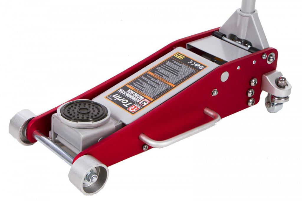 Nízkoprofilový pojízdný zvedák 3t, hliníkový - T830011L AHProfi