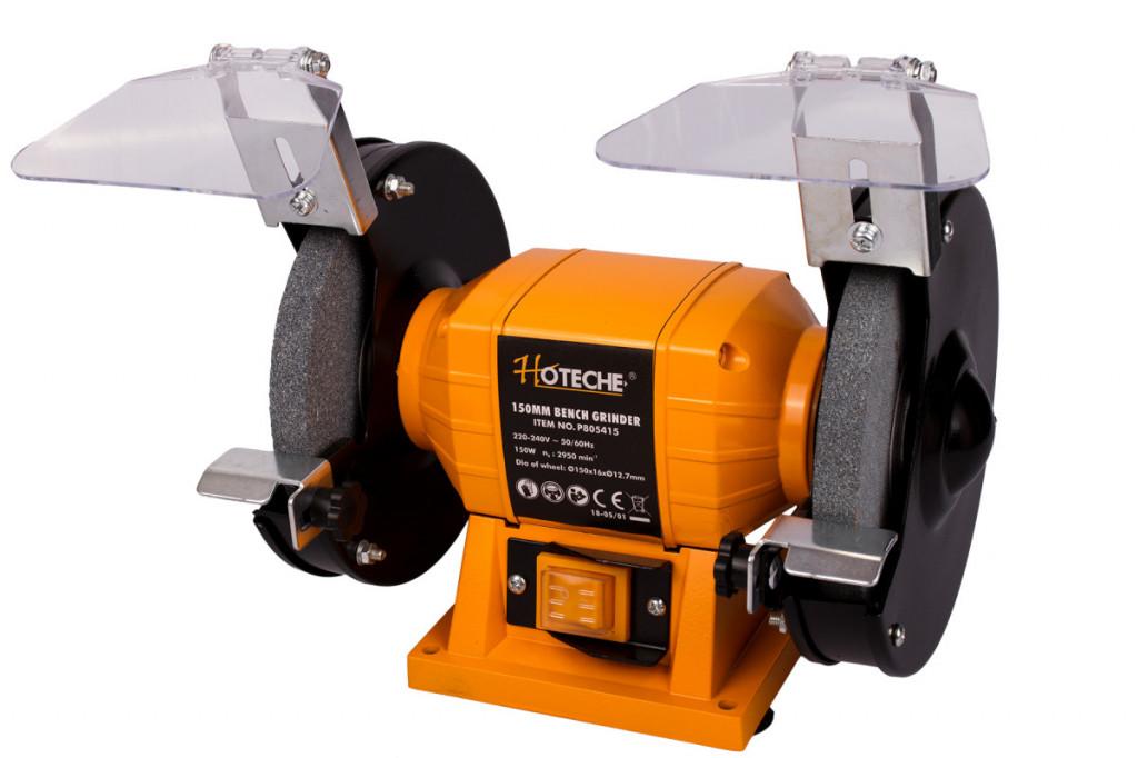 Stolní dvoukotoučová bruska 150 mm, 150 W - HTP805415 Hoteche