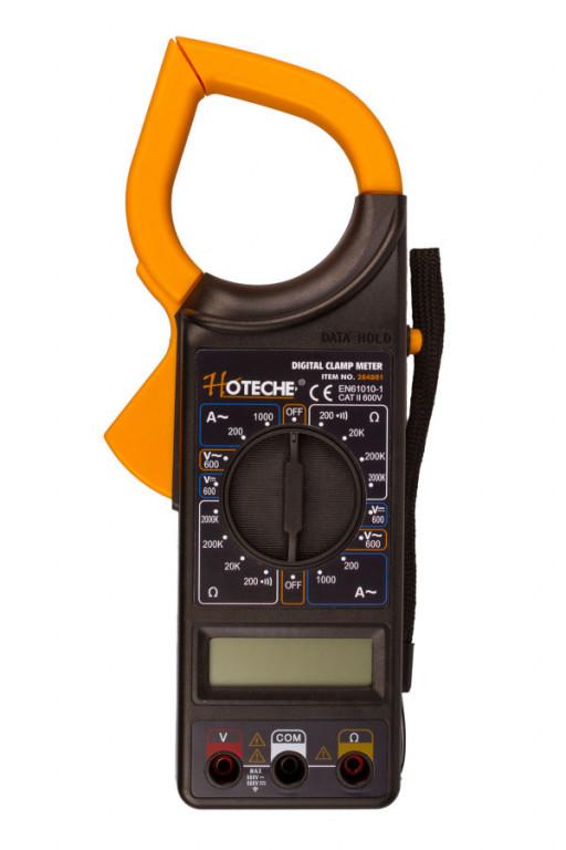 Klešťový digitální multimetr - HT284801 Hoteche