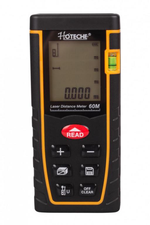 Laserový metr 0,05~60m Hoteche - HT284902 Hoteche