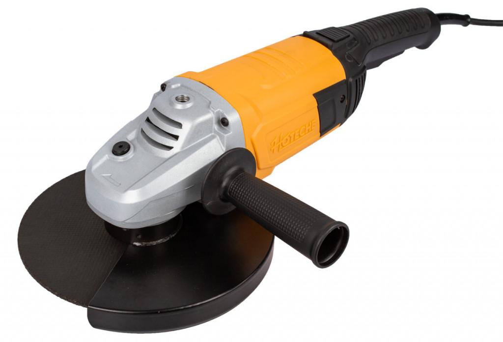 Úhlová bruska 230 mm, 2400 W, 6500 ot./min. - HTP800412 Hoteche
