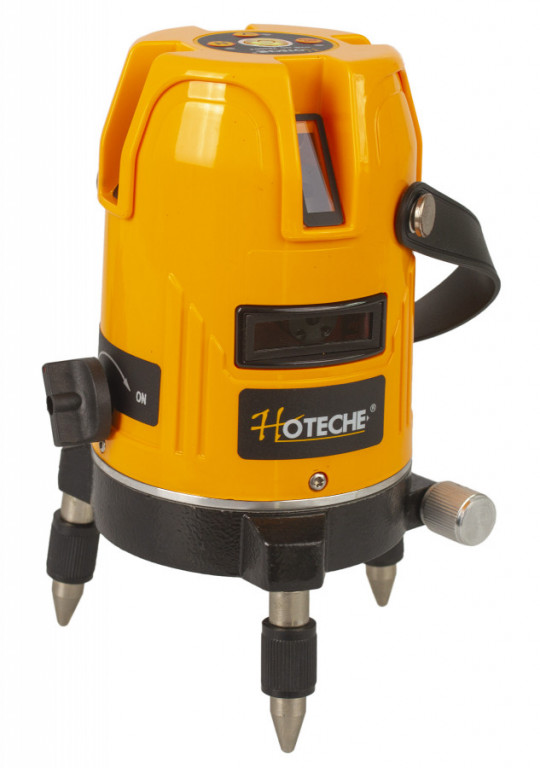 Samonivelační křížový laser 4V1H - HT285002 Hoteche