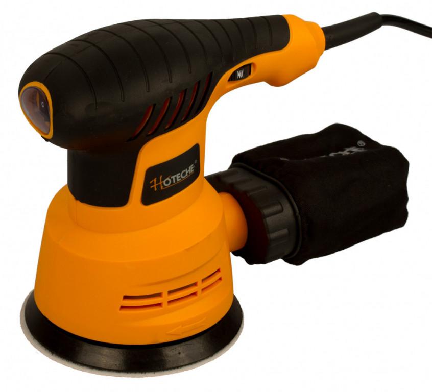 Excentrická bruska 125 mm, 270W - HTP800506 Hoteche