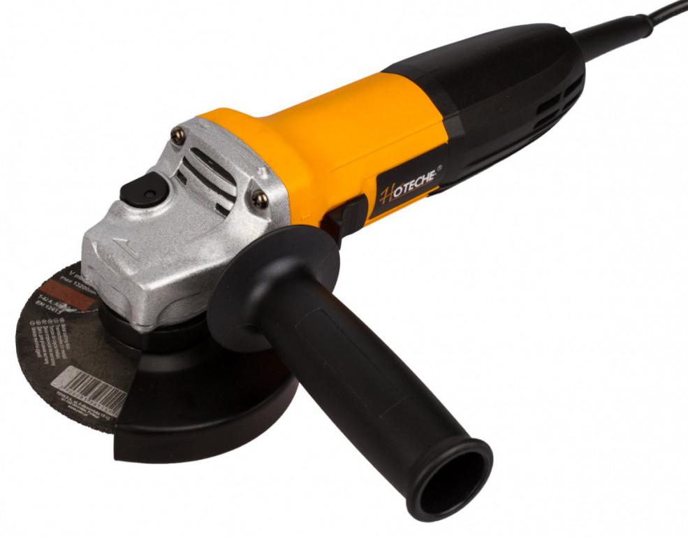 Úhlová bruska 115mm, 750W, 11000 ot./min. - HTP800403 Hoteche